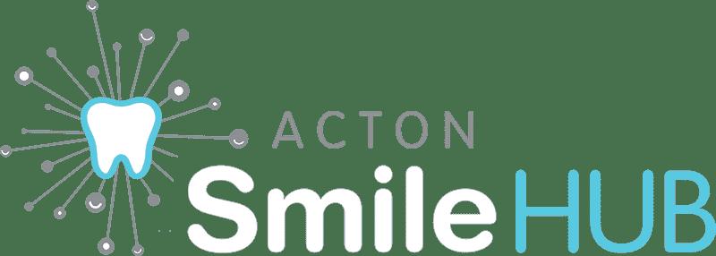 Acton Smile Hub Light Logo